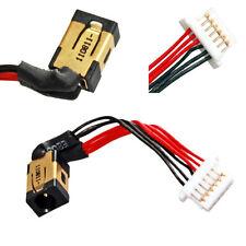 DC POWER JACK HARNESS CABLE for SAMSUNG NP900X4C NP300U1A-A04US NP300U1A-A09US