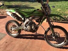 Kawasaki  Klx450a Kx450 2006 2007 Wrecking Parts Only Email Parts Needed