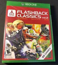 Atari Flashback Classics [ Vol 2 ] (XBOX ONE) NEW