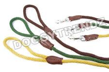 Artículos de color principal marrón de algodón para perros
