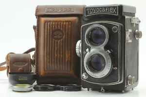 [Exc+4 in Case] Toyocaflex 6x6 Medium Format TLR Camera + TRI-LAUSAR 8.0 From JP