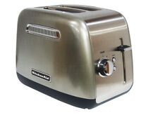 KitchenAid KMT2115CU Toaster with Manual High Lift Lever Contour Silver