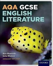 AQA GCSE English Literature Oxford