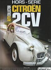 CITROEN 2 CV  . REVUE  HORS SERIE   AUTOCOLLECTOR