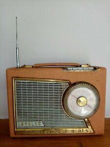 Vintage Radio Transistor Sonolor Années 50