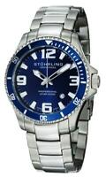 Stuhrling 395 33U16 Watersport Regatta Champion Professional Diver Mens Watch