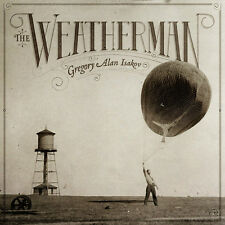 The Weatherman by Gregory Alan Isakov(Vinyl-33RPM)New-Free Shipping and Download