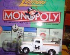 MONOPOLY JOHNNY LIGHTNING READING RAILROAD TRUCK   MOC