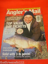 ANGLERS MAIL - SOLID WITH 3lb PERCH - APRIL 19 2000