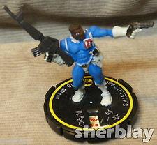 HeroClix WizKids Mini Figure Infinity Challenge 2002 Marvel Shield Agent 001