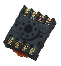 5pcs 8-Pin PF083A Relay Base Socket New