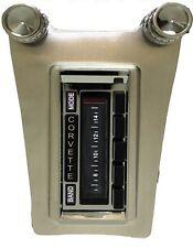 NEW 300 watt AM FM Stereo Radio & CD Player 63-67 Chevy Corvette iPod Aux inputs