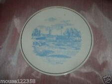 1967 Walker Elementry School Plate Lucille Piper Memory