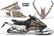 AMR SLED STICKER KIT ARCTIC CAT F SERIES GRAPHICS CAMO