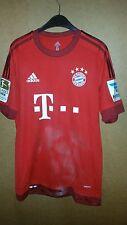 FC Bayern München original matchworn Spielertrikot - Coman - Adizero D6 unwashed