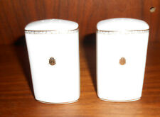 LENOX CHINAV KATE SPADE JUNE LANE PLATINUM SALT & PEPPER SHAKER - NEW