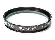 Kood 40.5mm Starburst x6 Filtro fabricado en Japón