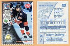 1998-99 Post 'Gretzky Rangers' Specials' #G6 Rangers' Wayne Gretzky