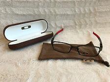 Oakley RX Eyeglasses Glasses Frame DERINGER Ducati Pewter OX5066-0654