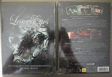 "Leaves Eyes ""We came with the northern..."" Deluxe Box 2DVD + 2CD NEW sealed"