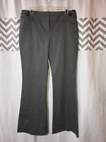 Limited Size 8 Cassidy Fit Gray Dress Pants Wide Leg 29x33 PERFECT Women's