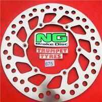 Suzuki 125 RM 99 - 09 NG Disque de Frein avant Qualité Origine Extension 675