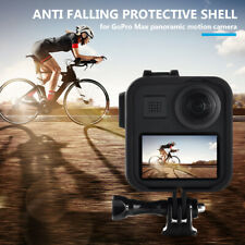 Protective Frame Case for GoPro Max Housing Shell Protector Mount + Screw