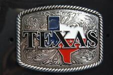 NOCONA Western Belt Buckle Texas 37924