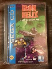 Iron Helix  (Sega CD, 1994) Brand NEW Sealed