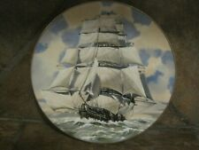 Great American Sailing Ships~ The Lightning ~ Rosenthal,/Danbury Mint, Euc