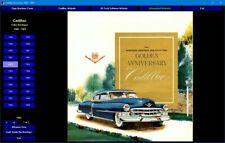 Cadillac Sales Brochures 1948 - 1969 digital collection