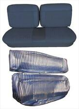 Ford F Series SuperCab Seat Upholstery for Front Split Bench and Rear 1973-1986