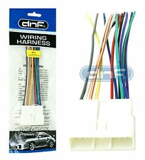 WIRE HARNESS STEREO+ RADIO 911(70-1720) - 100% COPPER DEL SOL CIVIC ACCORD