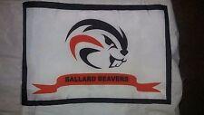 Ballard High School Car Flag
