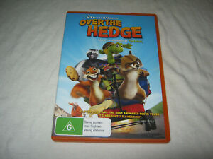 Over The Hedge - VGC - DVD - R4