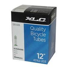 XLC Camara de aire para bicicleta 12 1/2 X 2 1/4 47/62-203 STANDARD 35 MM