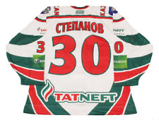 Alexander Stepanov Ak Bars Kazan 2010-11 Russian Hockey Jersey Penguins LT 2XL