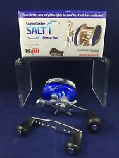 NEW! U.S. Reel - SuperCaster Salt I - Saltwater - Bait Casting - Boxed