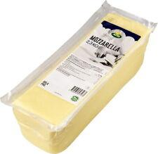 Danish Grated Mozzarella Cheese 1kg Vegetarian Cows Milk Great for Pizza