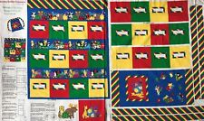 Cotton Quilt Fabric Traditions Beanbag Buddies Accessories Panel 35