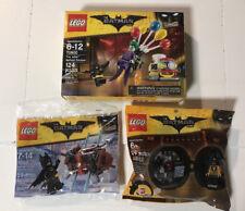 LEGO Batman Movie Lot:70900, 30522, 5004929, NEW, SEALED