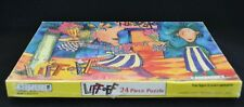 EC Lift Off ABC 24 Piece Collectable Puzzle Sealed 1992 Rare Find