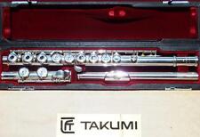 TAKUMI = ALTUS & MATEKI 450 -RI- Vollsilber silver Querflöte flute flauta