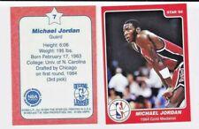 No. 7 GOLD MEDALIST 1984 olympics Michael Jordan reprint Star 1985 Chicago Bulls
