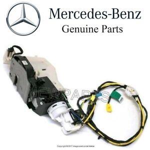 For Mercedes W220 S430 S500 Front Passenger Right Door Lock Mechanism GENUINE