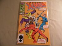 The Uncanny X-Men #215 (Marvel 1987) Free Domestic Shipping