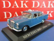 Die cast 1/43 Modellino Auto Taxi Mercedes 200 D Atene 1965