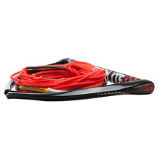 Hyperlite 2019 Chamois w/ Fuse Line (Red) Wakeboard Rope & Handle Combo