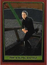1999 Topps Star Wars Chrome Archives #70 The Raging Battle > Luke Skywalker