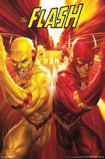 The Flash - Race Comic Poster - 22x34 Dc Comics 14665